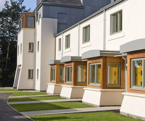 Affordable Housing in York, by CoHo Ltd of York